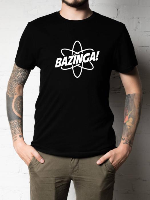 Tričko Bazinga