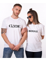 Tričko Bonnie a Clyde pro páry