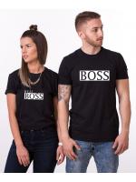 Tričko Boss Real Boss pro páry